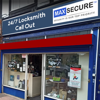 Locksmith store in Alexandra Palace